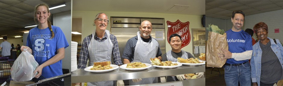 The Salvation Army Northeast Florida Meal Ministry and Food Pantry