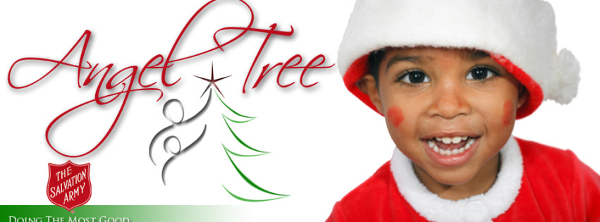 the salvation armys angel tree program is a community partnership effort that makes the holidays brighter for underprivileged children - Salvation Army Christmas Angel