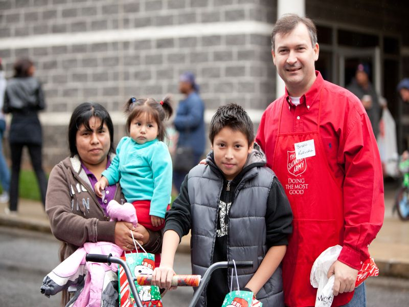 The Salvation Army – St. Petersburg Christmas Assistance - The ...