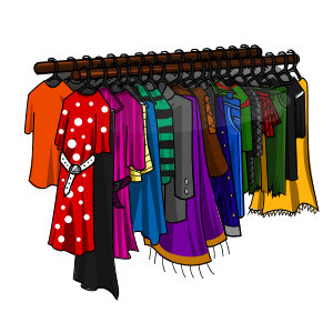 Clothes-Rack-cartoon