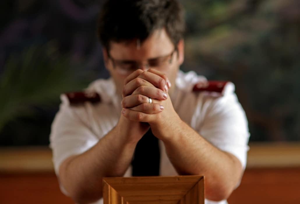 Officer Prayer