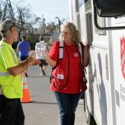 Salvation Army Delivering Food in Panama City
