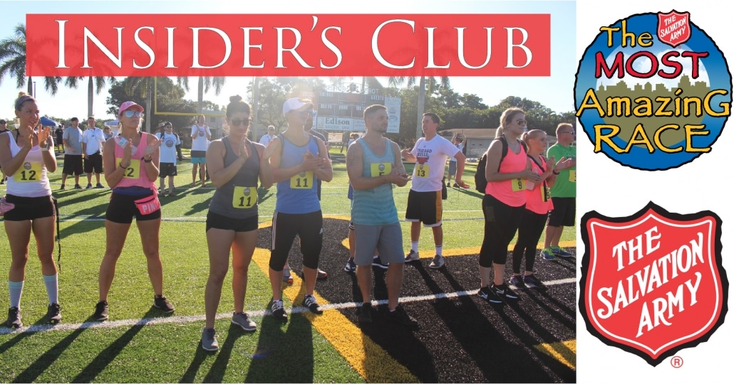 The Most Amazing Race SWFL - The Salvation Army | Florida