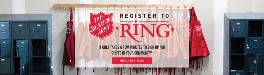 Register to Ring