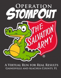 Operation Stomp Out 5K Virtual Race